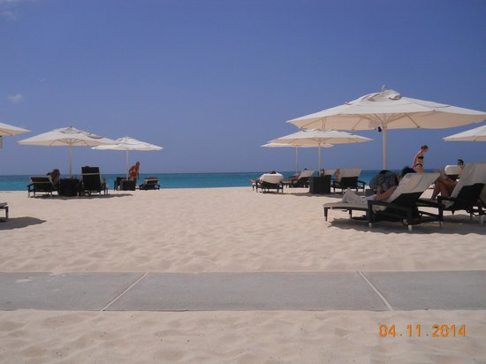 Bucuti & Tara Beach Resort Aruba : Beach