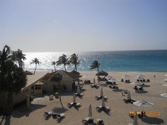 Bucuti & Tara Beach Resort Aruba : View from Tara Suite room