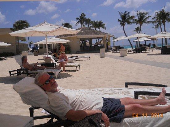 Bucuti & Tara Beach Resort Aruba: Sand Bar