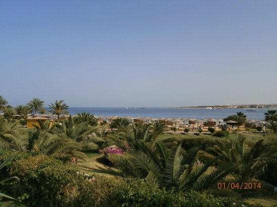 Fort Arabesque Resort, Spa & Villas: Fantastic views from West wing pool terrace