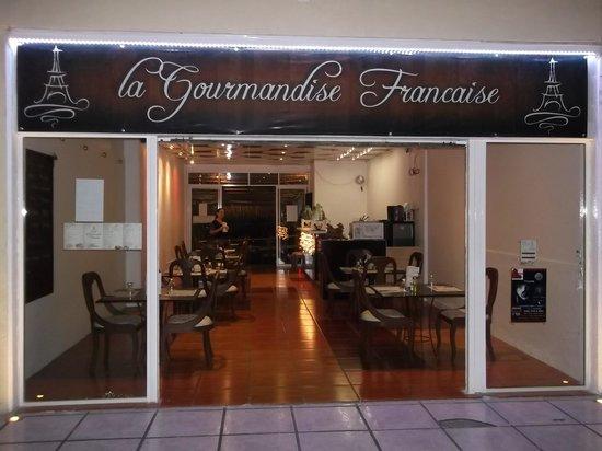La Gourmandise Française : ambiance parisienne