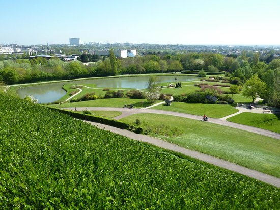Panorama photo de la colline aux oiseaux caen tripadvisor - La colline aux oiseaux caen ...