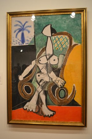 Art Gallery of New South Wales: Picasso in the Art Gallery of NSW