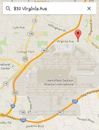 CJ's Hotdogs: Mcdonough closed .. New Hapeville location