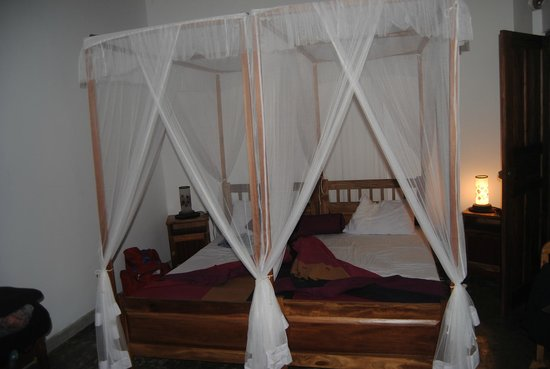Kandy Cottage : Bed