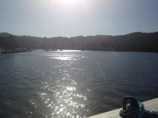 Lake Windermere: Fantastic day trip out. Take a boat trip to Ambleside.