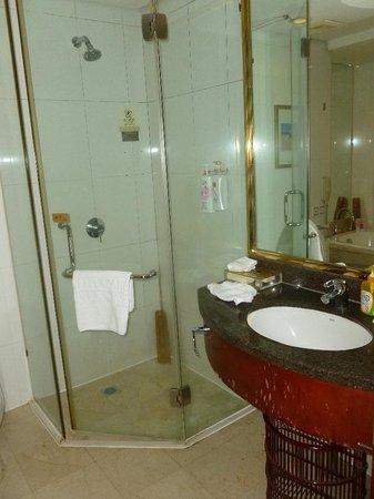 Yimei Plaza Hotel : Shower