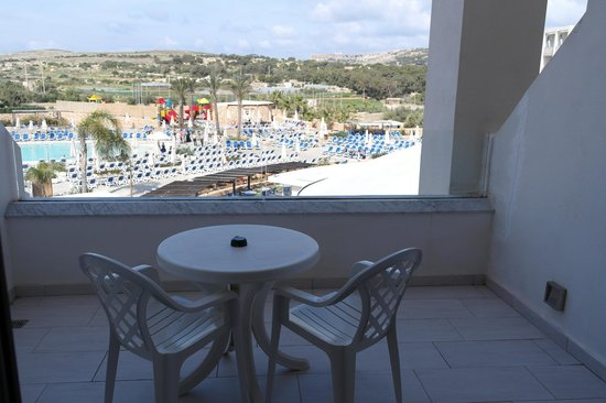 db Seabank Resort + Spa : View from room