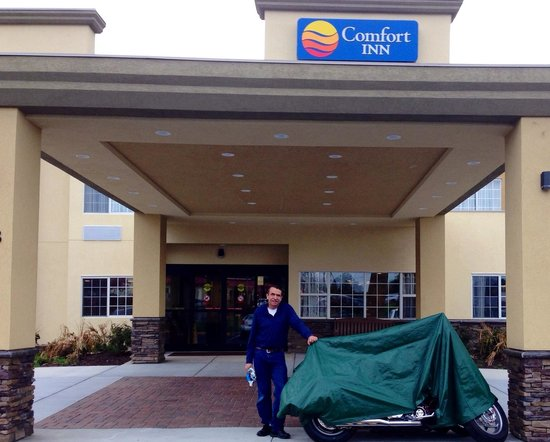 Comfort Inn Mount Airy: Welcome!!