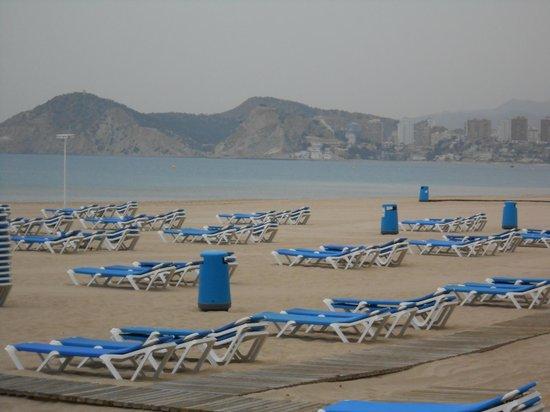 Hotel Ambassador Playa: beach