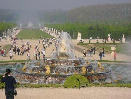 Château de Versailles : Versailles Garden