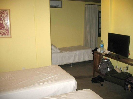 Bahiacafé Hotel: Triple Room