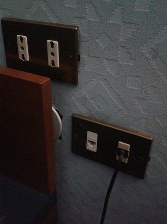 Hotel Sporting Milano : Impianto elettrico