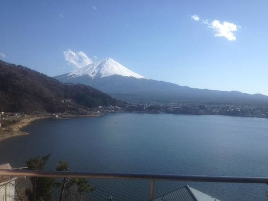 Mizuno Hotel: Greetings from Mt Fuji 2