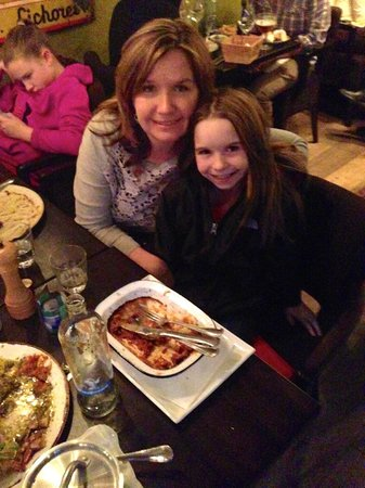 pro Deo : My daughter said this was the best lasagne she'd ever had in her life