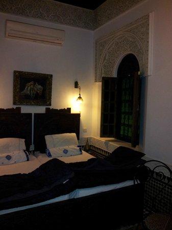 Riad Rcif : Habitación
