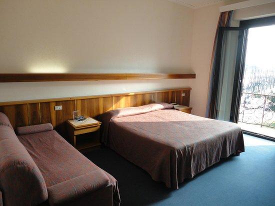 Hotel Giardino: camera matrimoniale