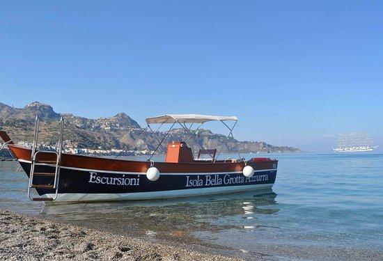 Escursioni in Barca con Daniele e Salvo