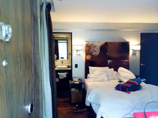 La Inmaculada Hotel: Tiny but beautiful Room 9