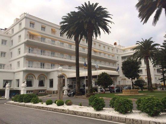 Eurostars Gran Hotel La Toja: Entrada