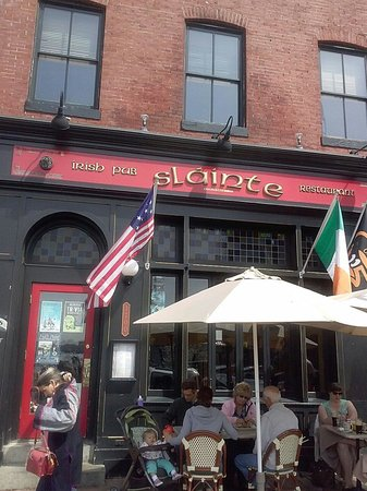 Fell's Point: Slainte