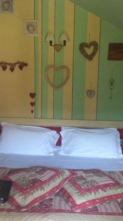 La Meridiana - Hotel du Cadrain Solaire: Room 21