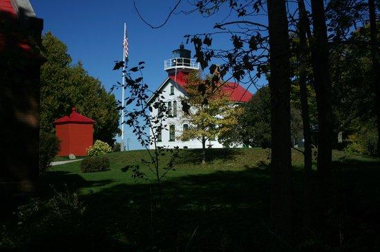 Grand Traverse Lighthouse Museum: Grand Traverse Lighthouse