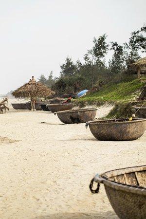 An Bang Seaside Village Homestay: Fishing Boats