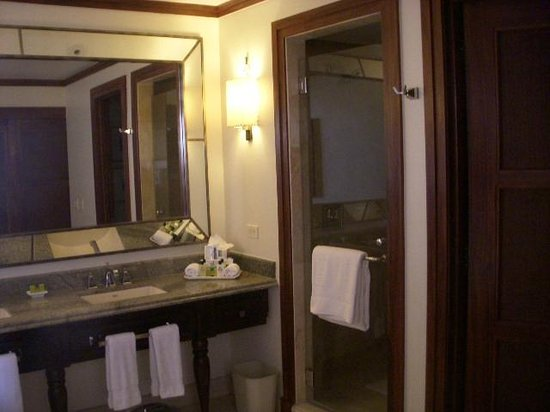 Real InterContinental Costa Rica at Multiplaza Mall: to shower