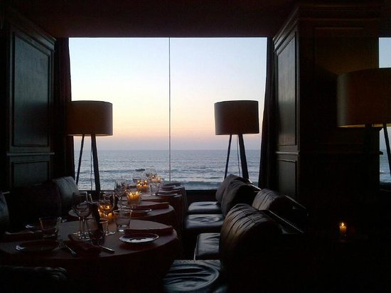 Le Cabestan - Ocean View : View from our table
