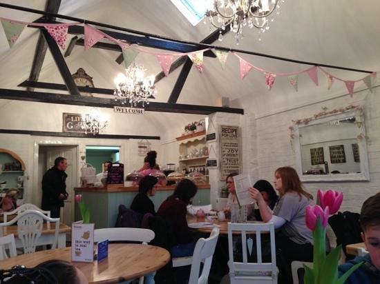 Elsies Traditional Tea Room: Elsie's Tea Room