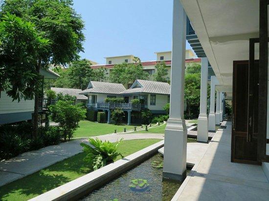 Devasom Hua Hin Resort: Landscape