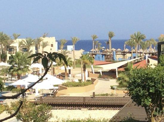 Siva Port Ghalib : Вид с балкона