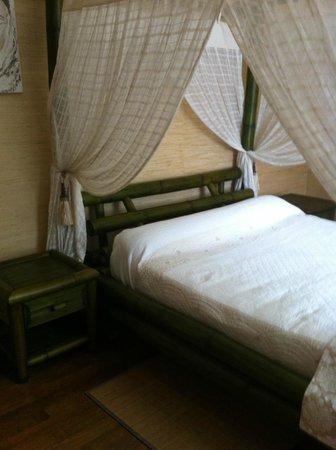Le Chene Vert : chambre