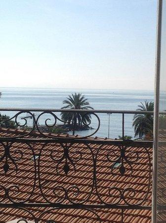 Hotel Belle Epoque : vue sur mer