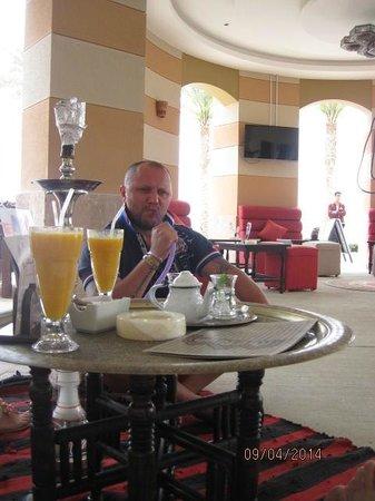 Siva Port Ghalib : В баре Султан, в Порту Галиб