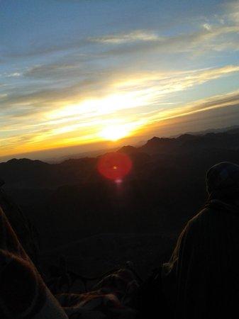 Mount Sinai: Солнце встаёт