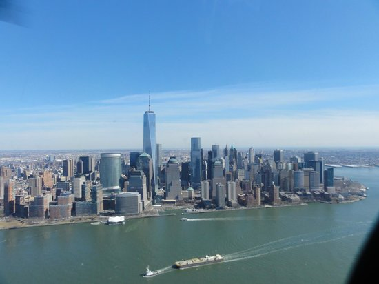 Manhattan Helicopters : New York Skyline