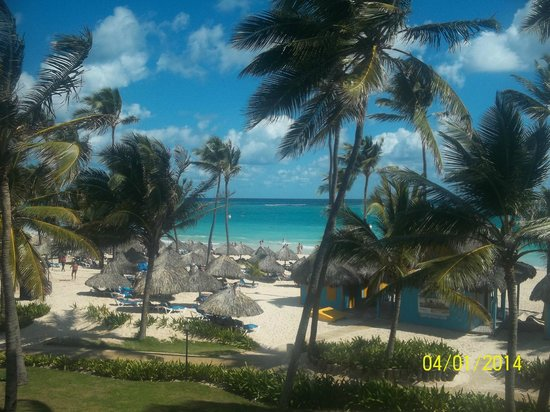 Caribe Club Princess Beach Resort & Spa: Breathtaking view from my second room