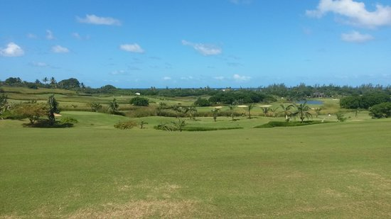 Heritage Awali Golf & Spa Resort : FORE!!!