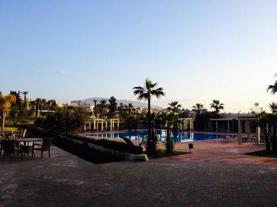 Palais Medina & Spa: zona piscina