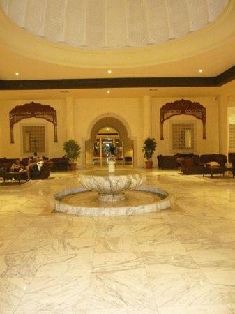 Palais des Iles Djerba Resort : Ingresso