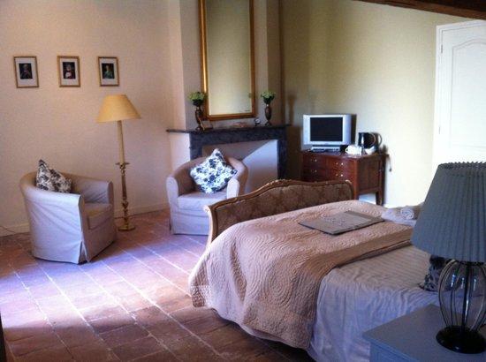 Saint Martin de Villereglan, Francia: Habitación 2