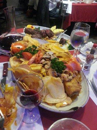 Pedra Alta: Excellente morue et poitrine de boeuf, deux plats super bien servi...je veux y retourner!