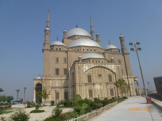Citadel (Al-Qalaa): Alabaster Mosque of Mohamed Ali