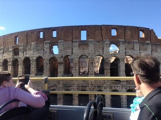 Ciao Roma : colosseum