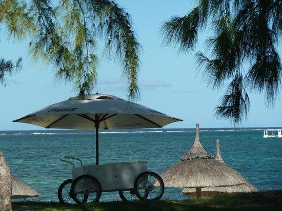 Emeraude Beach Attitude : Plage