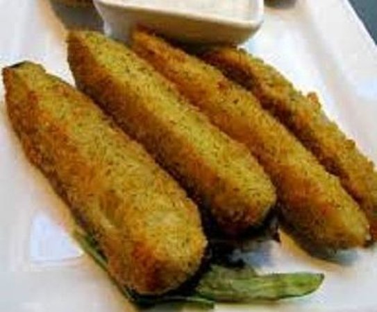 Baldwin Park Pizza Company: Breaded Pickle Spears