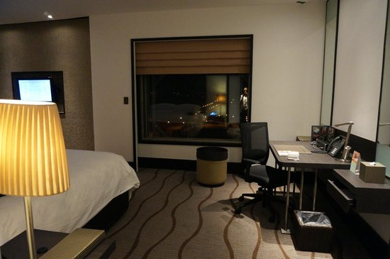 Sama-Sama Hotel KL International Airport: view of the room