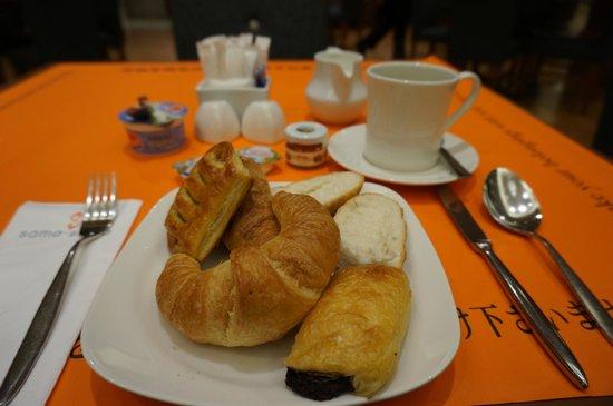 Sama-Sama Hotel KL International Airport: breakfast